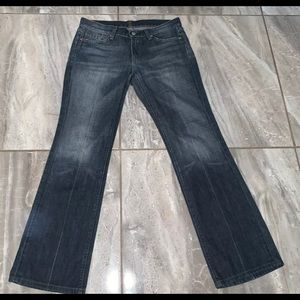 7 For All Mankind Womens Jeans SIZE 30 X 30